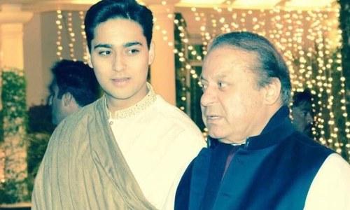 مریم نواز کے بیٹے جنید صفدر لندن سے لاہور پہنچ گئے