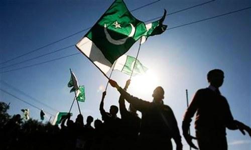 بھارت: 'چاند ستارے والا سبز جھنڈا غیر اسلامی ہے'