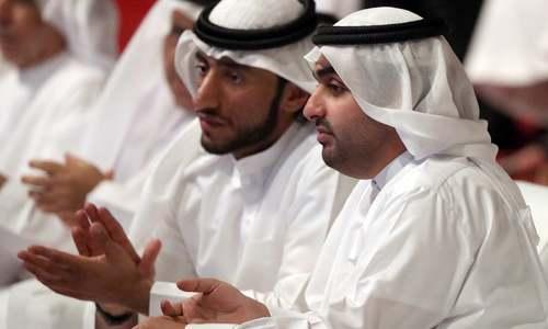 Emirati prince flees to Qatar seeking asylum, criticises Abu Dhabi