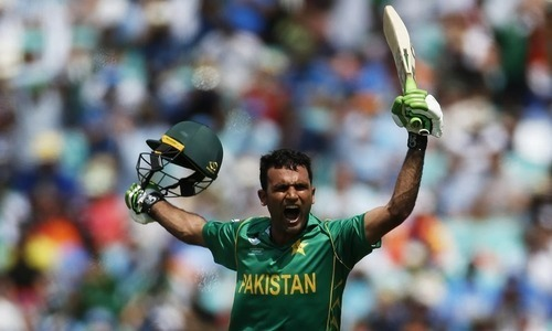 Pakistan beat Zimbabwe by nine wickets in second ODI