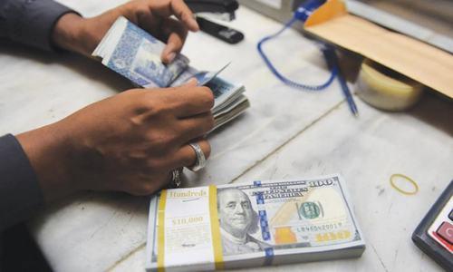 Anxiety rises as rupee falls