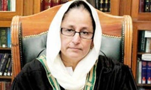 بلوچستان ہائیکورٹ میں پہلی مرتبہ خاتون چیف جسٹس کی تقرری کا امکان
