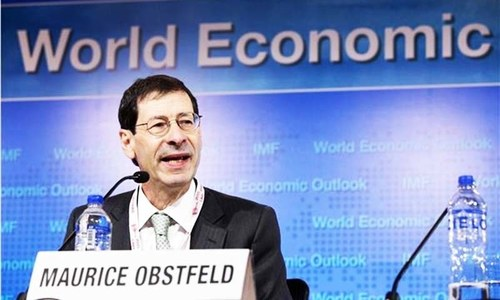 Global economic expansion has hit plateau, warns IMF