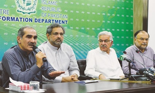 PML-N vows to 'expose, prevent rigging'