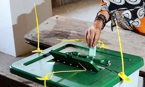 ECP informs voters, parties, officers of what not to do on election day