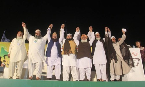 ایم ایم اے کو کراچی سے بڑی کامیابی کی امید
