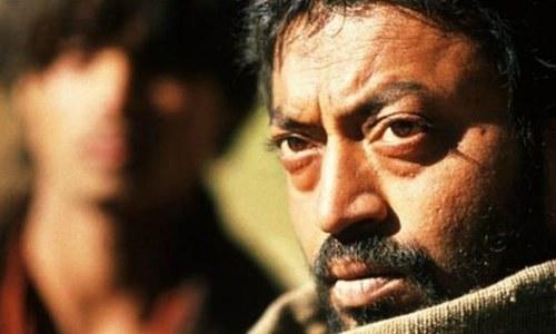 اداکاری سے دور عرفان خان گلوکار بن گئے