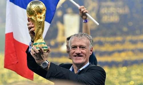 20 سال میں فرانس کو 2مرتبہ عالمی چیمپیئن بنانے والا شخص
