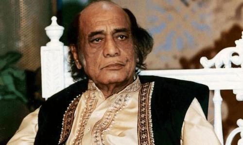 گوگل کا ڈوڈل کے ذریعے مہدی حسن کو خراج تحسین