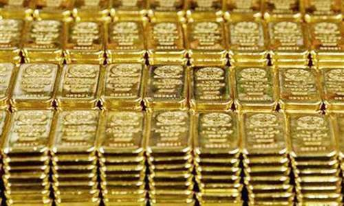 Gold hits year low