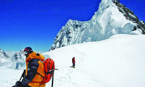 Missing climber found alive after 36 hours