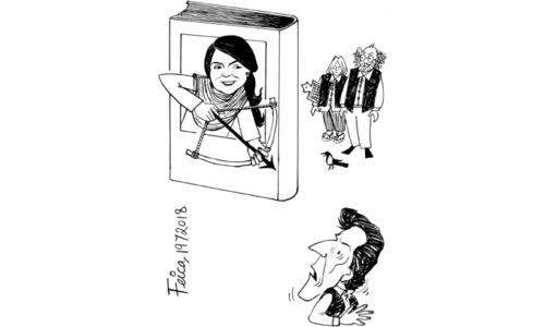 کارٹون : 19 جولائی 2018