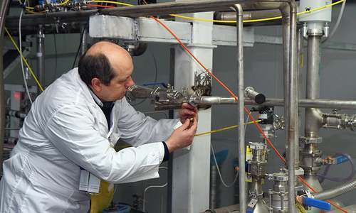 Iran builds new centrifuge rotor factory