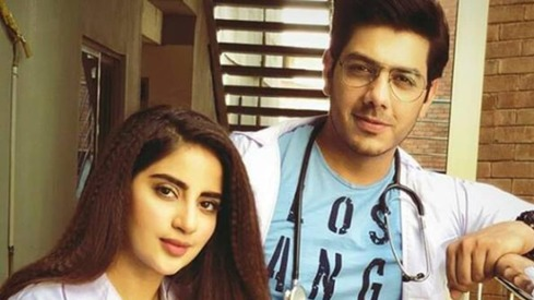 Saboor Aly, Goher Mumtaz will play aspiring doctors in their upcoming serial