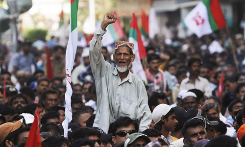 MQM at disadvantage at Karachi's NA-252 after delimitation slashes Mohajir vote