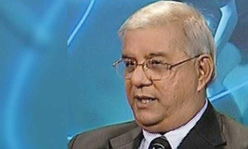 ایم کیو ایم کو خیرباد، طاہر مشہدی مسلم لیگ (ن) میں شامل