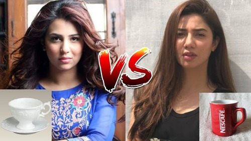 Ushna Shah and Mahira Khan have started their own elections