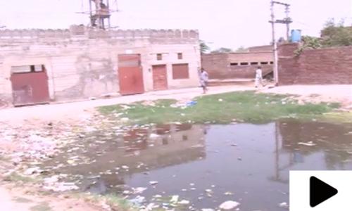 فیصل آباد کا حلقہ این اے 105 مسائل کا گڑھ بن گیا
