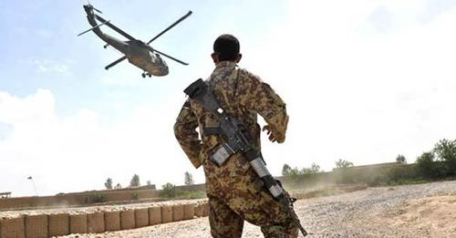 Suspected Nato air strike kills 14 civilians in Afghanistan
