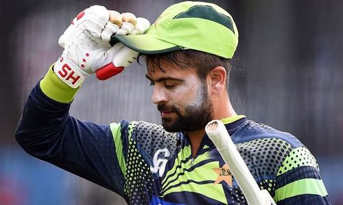 Shehzad decides not to challenge dope test report
