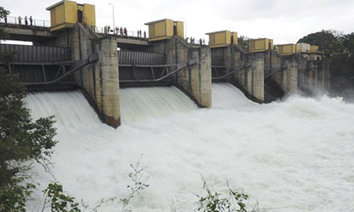 Water level in capital's reservoirs rises