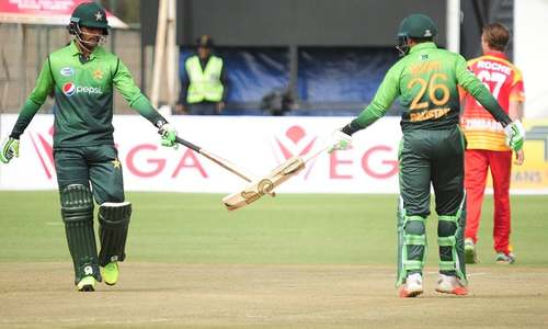 Zaman, Imam set new record for Pakistan's highest opening partnership in ODIs