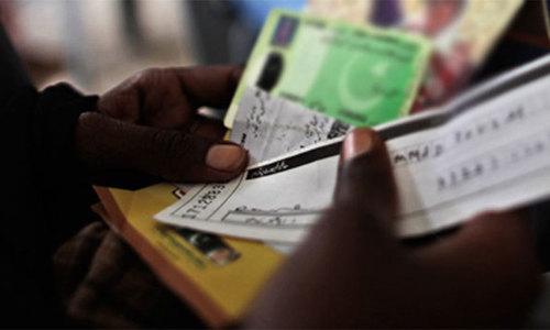 نادرا کی 25 جولائی سے قبل تمام شناختی کارڈز کی ترسیل کی کوششیں تیز