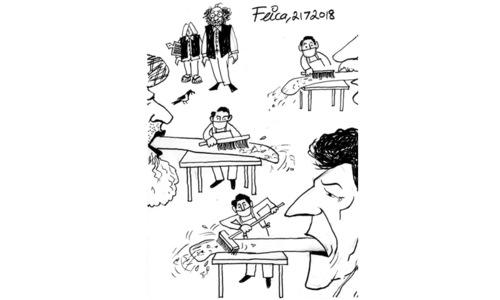 Cartoon: 21 July, 2018
