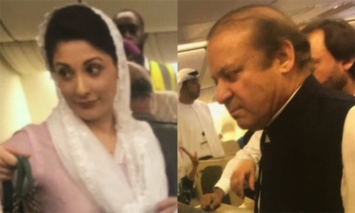 Nawaz, Maryam unlikely to be shifted to Sihala