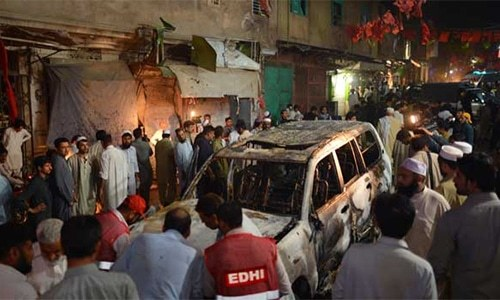 Recent suicide attacks force PPP, ANP to revise strategies