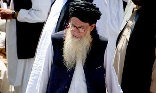 رہائی کے بعد مولانا صوفی محمد نوجوانوں کی توجہ حاصل کرنے میں ناکام