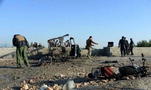 افغانستان: دو روز کے دوران طالبان کے حملوں میں 14 افراد ہلاک