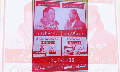 کالعدم تنظیم سے روابط، مظفر علی شجرہ پیپلز پارٹی سے خارج