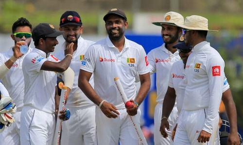 دوسرا ٹیسٹ: سری لنکا کی جنوبی افریقہ کے خلاف پوزیشن مستحکم