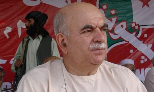 پشتونخوا ملی عوامی پارٹی نے مسلم لیگ (ن) کا مشکل وقت میں بھرپور ساتھ دیا