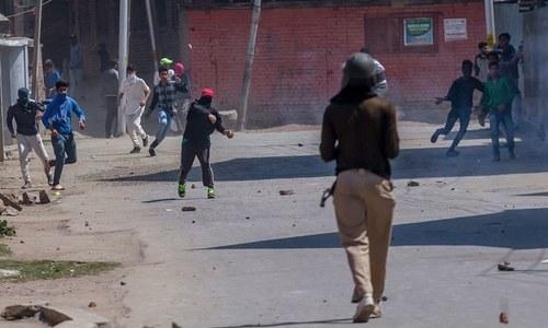 بھارتی فورسز کی کارروائی، 3 کشمیری نوجوان جاں بحق