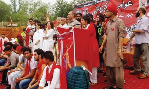 'AWP's manifesto focuses on empowering working class'