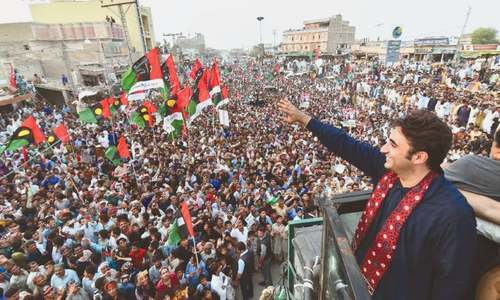 Attempts being made to make general election controversial, says Bilawal