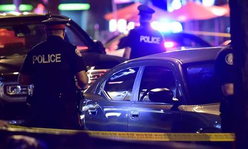 Multiple casualties in Toronto shooting, gunman dead: reports