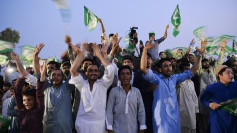 Rock the vote: Pakistani political music keeps the party going