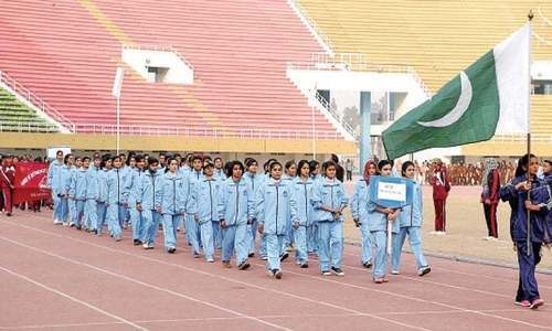 Govt releases Rs211m to PSB for Asiad preparations