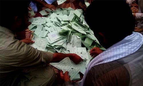 HRCP observers find fault with polling process