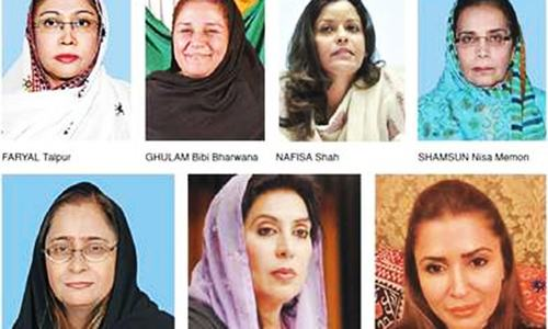 Women stamp their authority on electoral exercise