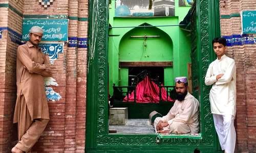 Bazaars and mazaars: A day in Multan
