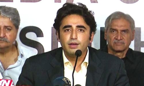 PPP rejects election results, but will form opposition in National Assembly: Bilawal