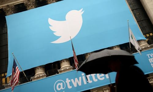 Bad week in social media gets worse; Twitter stock hammered