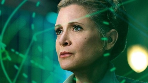 Star Wars Episode IX will use unreleased Carrie Fisher footage