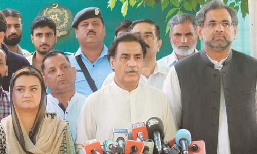 Ayaz Sadiq assails ECP for being biased against PML-N