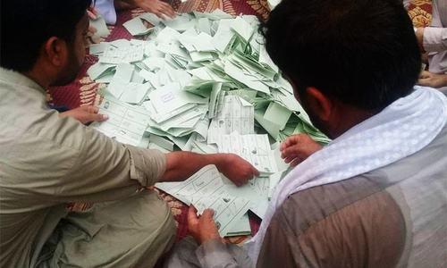 Elections were transparent, RTS fault was a 'technological failure': ECP spokesman