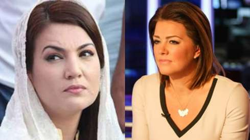 "CNN reporter who interviewed Reham Khan says she received ""torrent of abuse"" for it"